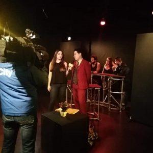 Entrevista para City Tv, Bogotá 2019